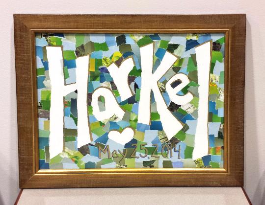 harkel-framed